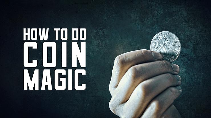 How to do Coin Magic - magic