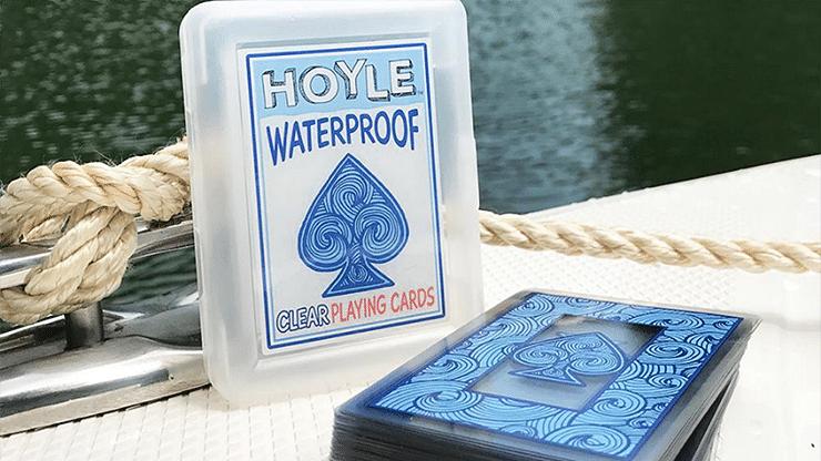 Hoyle Waterproof Playing Cards - magic