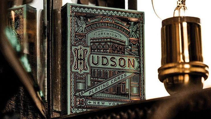 Hudson Playing Cards - magic