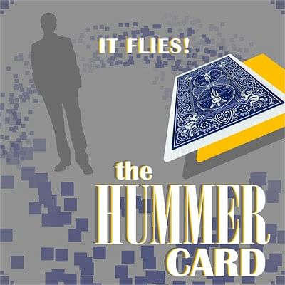 Hummer Card - magic