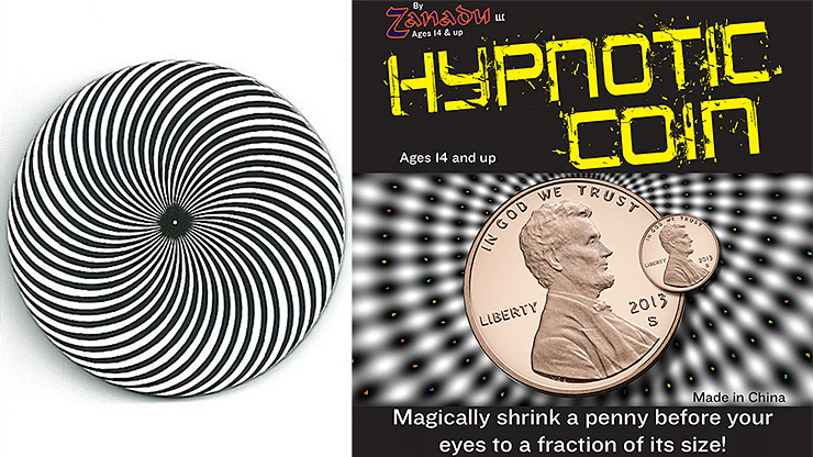 Hypno Coin - magic
