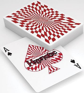 Hypnotic Playing Cards
