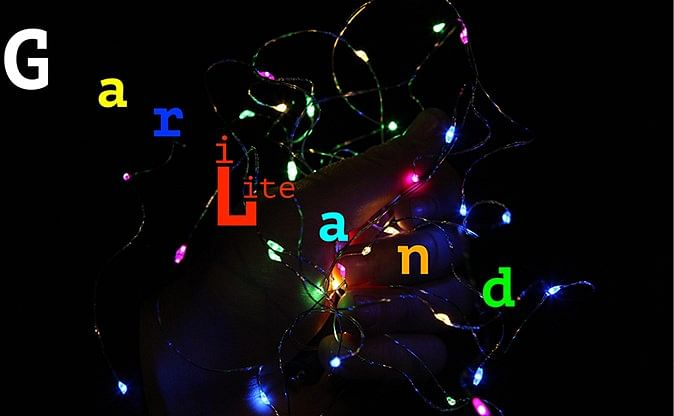 i-Lite Garland - magic