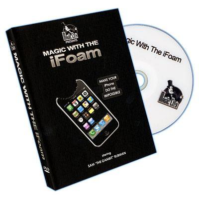 iFoam: The Ultimate iPhone Gimmick! - magic