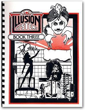 Illusion Systems #3 book Paul Osborne - magic