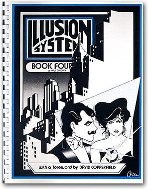 Illusion Systems #4 book Paul Osborne - magic