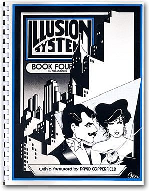Illusion Systems #4 book Paul Osborne - magic