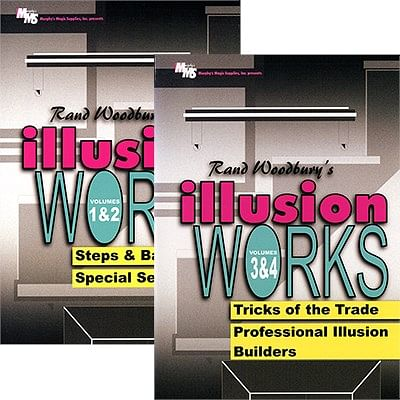 Illusion Works Set - magic