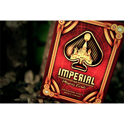 Imperial Playing Cards - magic