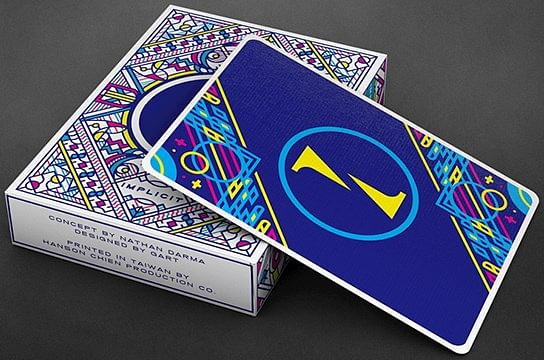 Implicit V2 Playing Cards