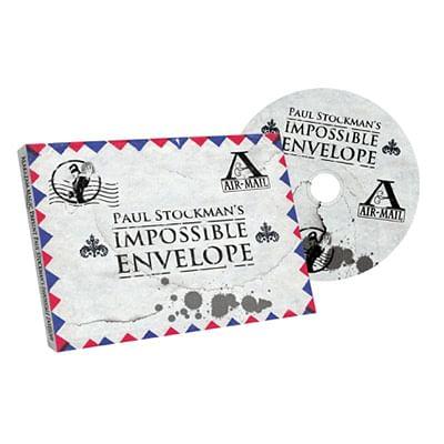 Impossible Envelope - magic