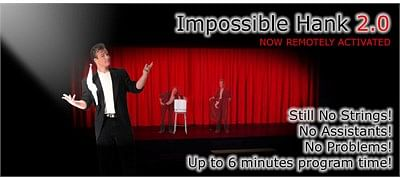 Impossible Hank 2.0 - magic