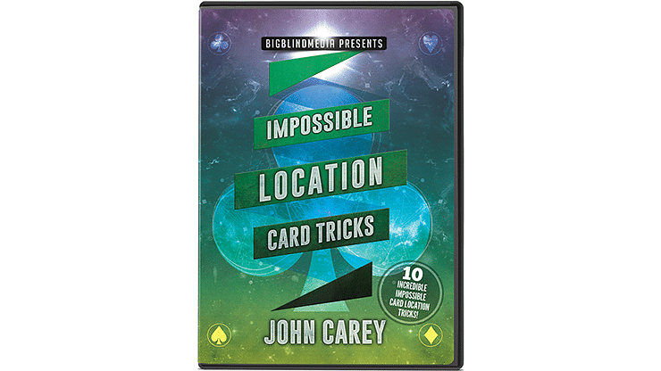 Impossible Location Card Tricks - magic