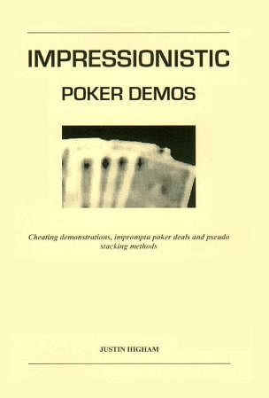 Impressionistic Poker Demos - magic