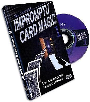 Impromptu Card Magic - Volume 1 - magic