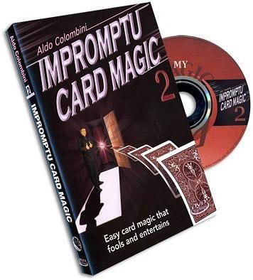 Impromptu Card Magic - Volume 2 - magic