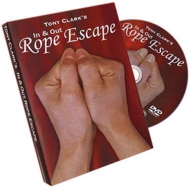 In and Out Rope Escape - magic