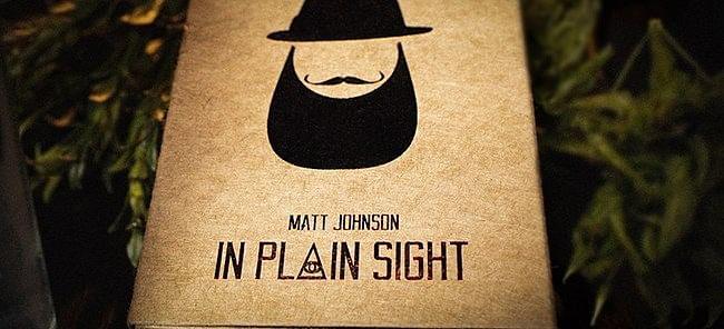 In Plain Sight - magic