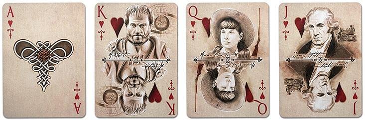Inception Playing Cards - ILLUSTRATUM Edition