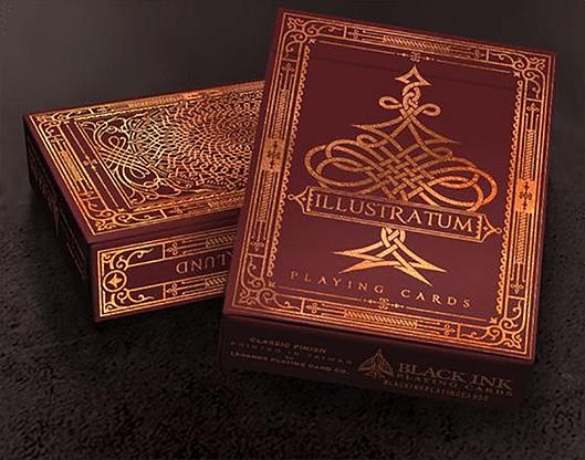 Inception Playing Cards - ILLUSTRATUM Edition - magic