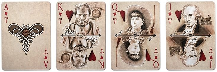 Inception Playing Cards - INCEPTUS edition