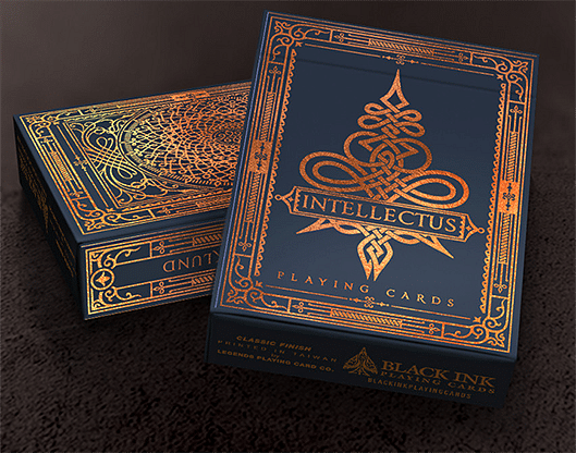 Inception Playing Cards - INTELLECTUS edition - magic
