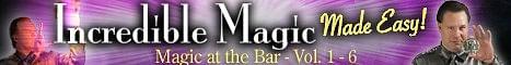 Incredible Magic At The Bar - Volume 4