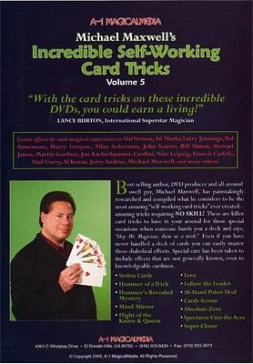 Incredible Self-Working Card Tricks - Volume 5