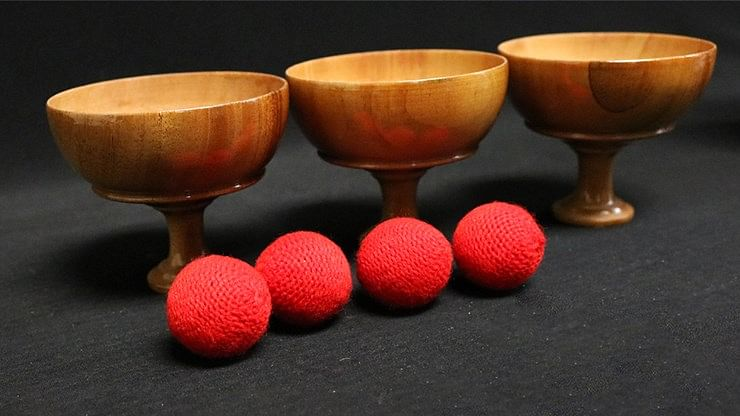 India Cups and Balls
