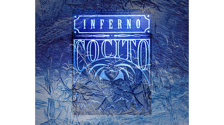 Inferno Cocito Playing Cards - magic