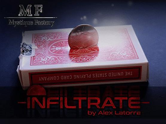 Infiltrate - magic