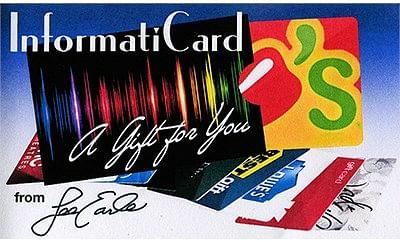 InformatiCard - magic