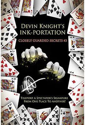 Ink-Portation - magic