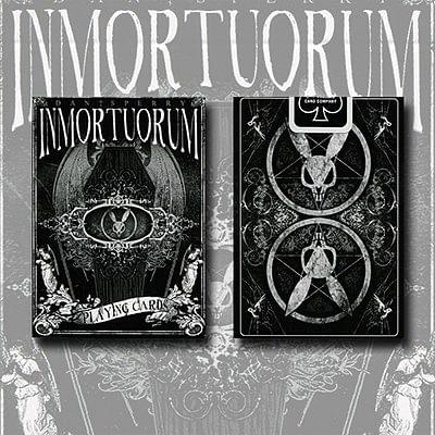 Dan Sperry's Inmortuorum Playing Cards - magic