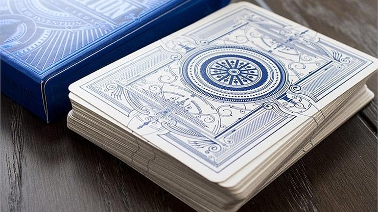 Innovation - Blue Signature Edition Playing Cards