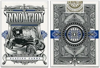 Innovation Playing Cards Standard Edition - magic