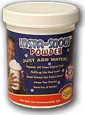 Insta-Snow Jar - magic
