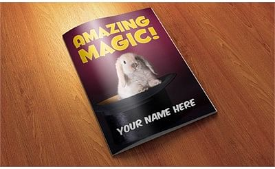 Instant Author - magic