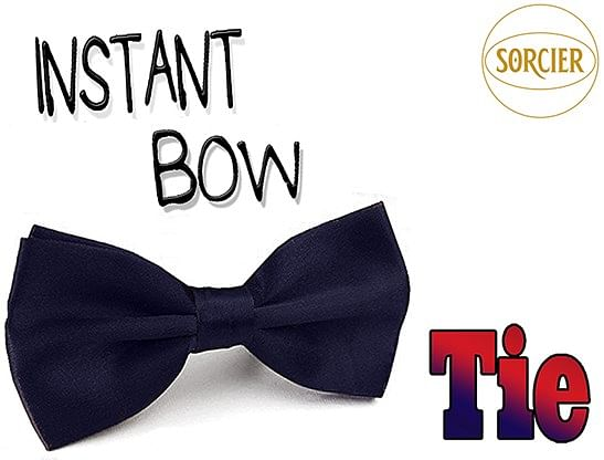 Instant Bow Tie - magic