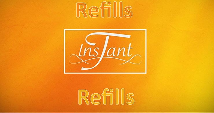 Instant T REFILL / 2019 - magic