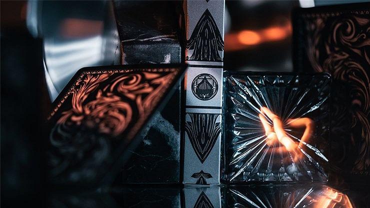 Intaglio Midnight Elixir Playing Cards
