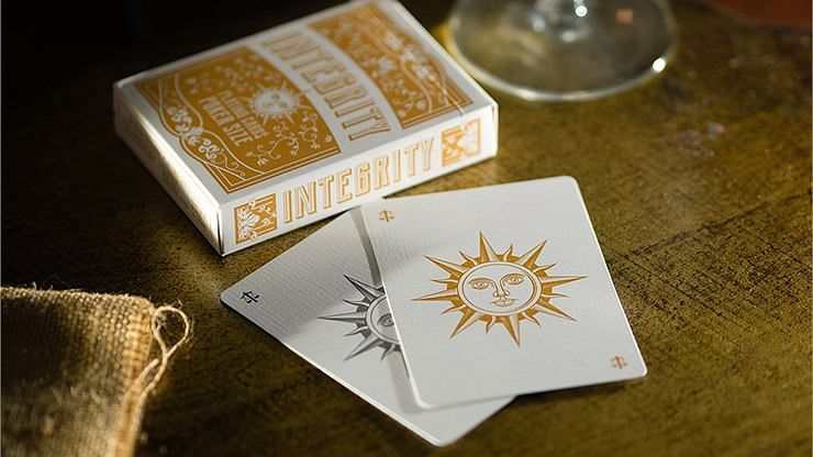 Integrity Playing Cards
