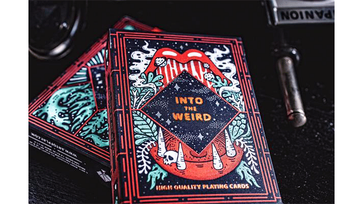 Into the Weird Playing Cards - magic