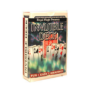 Invisible Deck - magic