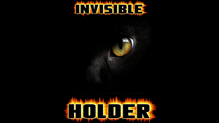 Invisible Holder - magic