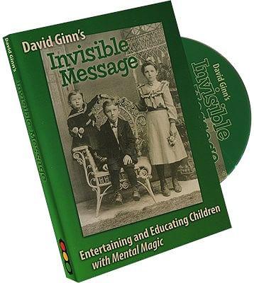Invisible Message - magic