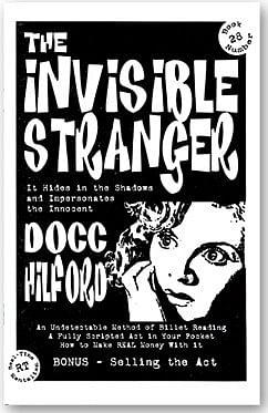Invisible Stranger - magic