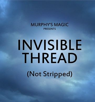 Invisible Thread Not Stripped - magic