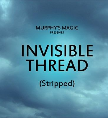 Invisible Thread Stripped - magic