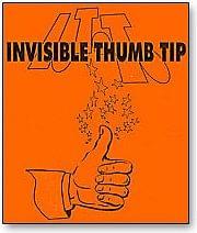 Invisible Thumbtip - magic